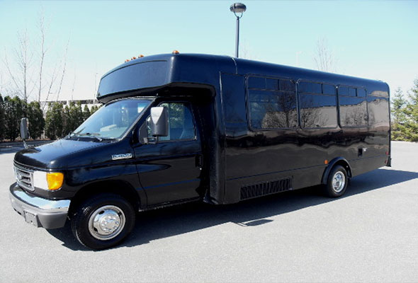 18 Passenger Party Buses Laredo