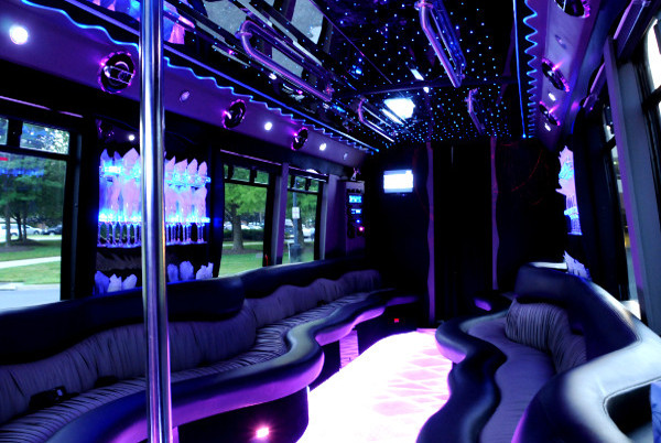 22 Seater Party Bus LaredoTX