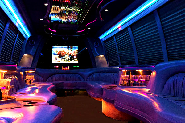 Laredo 18 Passenger Party Bus