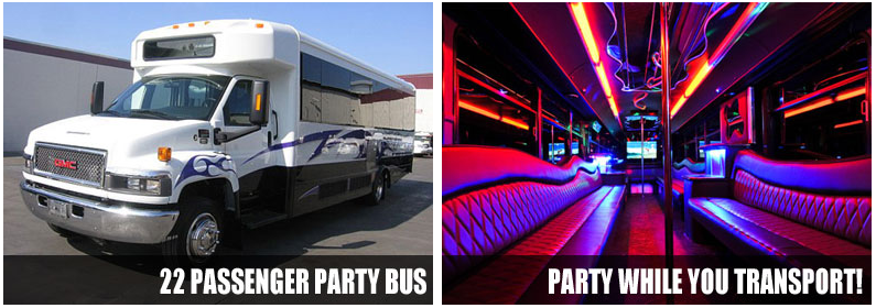 Party Bus Rentals Laredo
